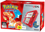 Nintendo 2DS PokéMon 20th Anniversary Console - Yellow, Blue, Red All Live $149ea @Target