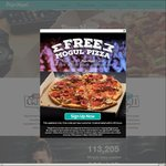 Free Domino's Pizza for New Customers Who Sign up @ Pizza Mogul