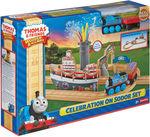 Thomas The Tank Engine - Thomas WR Celebration on Sodor Playset $59.98 + Shipping @ Myer