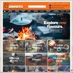 Kookaburra Camp Skillet $14.90 Delivered at Snowy's
