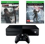 Xbox One 1TB with Rise of The Tomb Raider Bundle ($299) @ Target eBay Store with $50 eBay Voucher