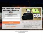Win a Bontrager Winter Riding Pack Valued at $725 from Cycles Galleria (VIC)