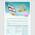 10% off Selected Flights @ Vietnam Airlines