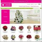 20% off Sitewide @ Petals Florist Network