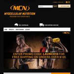 10% off Site Wide - Myocellular Nutrition, Free Shipping over $120