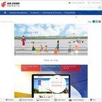 $20 off Flights to Mainland China @ Air China