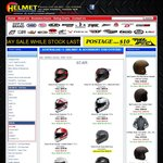 Shoei GT-Air Motorbike Helmets (Limited Sizes) from $699.95 @ The Helmet Warehouse