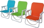 Sommersault Assorted Coloured Folding Beach Chairs $9.90 Bunnings Warehouse (Were $14.95)