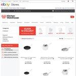 eBay: 63-69% off Danish-Made Scanpan CTX Non-Stick Cookware @ Kitchen Warehouse, 52% off Italian-Made Essteele Cookware @ Myer