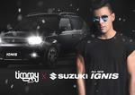 Win a Suzuki Ignis GLX worth $21,000 from Timmy Trumpet Touring/Ministry of Sound Australia