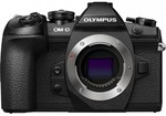 Olympus OM-D E-M1 Mark II Mirrorless Digital Camera Body Only Black $2,249.10 from www.camerastore.com.au