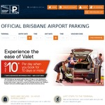 15% off Parking @ Brisbane Airport (Domestic, International and AIRPARK)