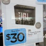 JBL Go Portable Bluetooth Speaker $30, Laser 4400 Mah Battery Pack $6 @ R. T. Edwards (Kippa Ring, QLD)