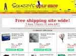 Free Post at Squizzy's Golf
