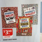 """Where's Wally"" Books $3.99, Roald Dahl Books $7.99, Stonemill Spices 15pk $19.99, Led Bulbs $19.99 @ ALDI (Starts 6/9)"