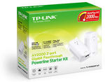 TP-Link TL-PA9020P KIT AV2000 PowerLine Ethernet Network Adapter $101.65 at Shallothead/Shopping Express (eBay)