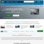 ANZ Frequent Flyer Platinum - 50,000 Qantas Points & $0 Annual Fee (First Year)