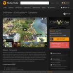 Sid Meier's Civilization V: Complete [Steam Key] $11.24USD @ Fanatical Gaming