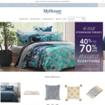 40-70% off Everything for 48 Hours @ Myhouse