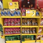 M&Ms 155g Chocolate Blocks $1 (Save $1.40) @ Coles [Colonnades, SA]
