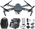 DJI Mavic Pro 4K Drone Fly More Combo - $1799 ($200 off) at JB Hi-Fi