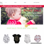 Extra 20-40% off Storewide @ Tiny Tots Co