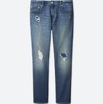 MEN Slim Fit Jeans $19.90 (Was $59.90) @ UNIQLO