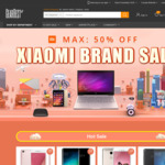 Xiaomi Brand Sale: up to 50% off @ GearBest