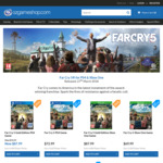 [PS4/Xbox One] Far Cry 5 Gold Edition $87.99 Delivered @ OzGameShop (UK)