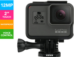 GoPro Hero 5 4K Action Video Camera - Black - $349 ($314 with Giftcards) (+ Postage or Free Shipping with Club Catch) @ Catch
