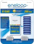 Panasonic Eneloop CC55 Quick Charger Kit @ BHPhotoVideo USD$34.99 + Shipping