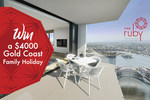 Win a 5N Accommodation Package at The Ruby Collection for 8 Worth $4,001 from Mum Central
