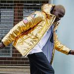 Win a Limited-Edition Champion Gold Metallic Puffer Jacket Valued at $249.95 from Fashion Journal