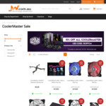 15% off All Cooler Master @ JW Computers