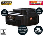 Workzone Xfinity Plus Range Specials: 20V 4Ah Battery $29.99 + More @ ALDI