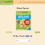 [WA] Free 1kg Bag of Spuds (Present A Receipt at Checkout) @ Spudshed Fresh Market (Midland)