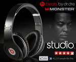 Beats By Dr. Dre Studio HD Headphones ($329 + $8.95 Postage) (RRP $499 approx.)