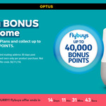 Get 25,000 Bonus FlyBuys Pts & Bonus Google Home When You Subscribe to Google Pixel 3 64GB $88/month on 24mth Optus Phone Plan
