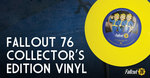 "Free Vinyl of Fallout 76 Version of ""Country's Road"" @ JB Hi-Fi"