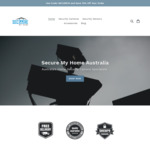 Secure My Home Australia 10% Off Home Security Cameras