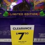 Cadbury Favourites Limited Edition 700g $7.50 (Was $30, Save $22.50) @ Big W (In Store Only)