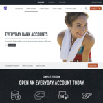 $50 When You Open a New Complete Freedom Account @ Bank of Melbourne