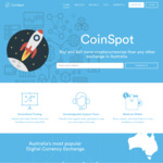 $10 AUD of Free Bitcoin via Referral After First Deposit @ Coinspot