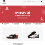Soccer Boots up to 65% off (Junior Boots from $29) + Free Shipping @ Leoci Innovation Footwear
