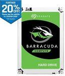 Seagate BarraCuda 3TB HDD $112 Delivered @ Futu Online via eBay