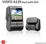 VIOFO A129 Duo Dashcam with GPS $185.36 (+ $1 Shipping AU Wide) @ Shopping Square