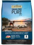 CANIDAE Grain Free Pure Sky Dry Dog Food 10.88kg ($87.50) @ Budget Pet Products (Was $125)