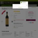 29% off Carpineto Vino Nobile di Montepulciano Riserva $25, 24% off CAPI Sparkling Mineral Water 12x750ml $19 @ My Dan Murphy's