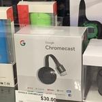 Google Chromecast 2 $30 @ Australia Post (Selected Stores)