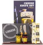 Mother's Day Cheese Gift Set with Maggie & Fletchers (19N013) $33 Delivered (Normally $72) @ Hamper World